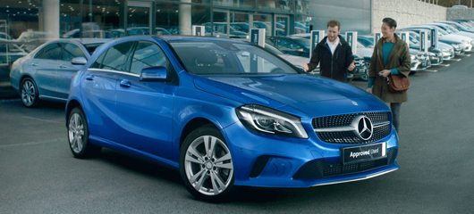 Approved Used A-Class
