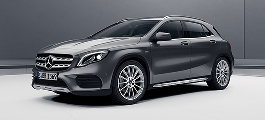 Approved Used GLA