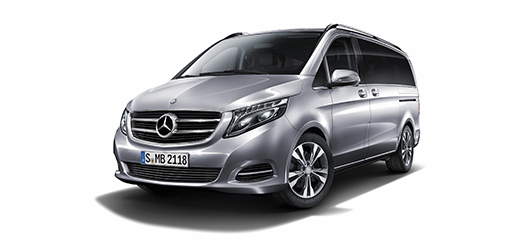Approved Used V-Class